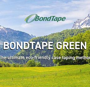 Are your standard packaging tapes not reliable, environmentally friendly or secure?