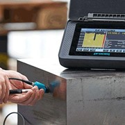 New cost-effective Equotip 540 portable hardness tester