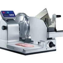 Food Slicer with Check Weigher