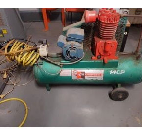 Used Champion Air Compressor 2 | 14CP