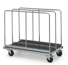 Panel Transporter Trolley with Plug-in Guide Bars