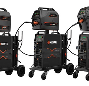 New FastMig X for greater industrial welding productivity and quality