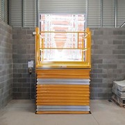 DOCK-MATE | Loading Dock Lift 750kg