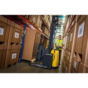 Walkie Reach Stacker | Combi WR4