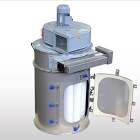 WAMFLO Food Dust Collector