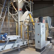 Automatic VBF Valve Bagger