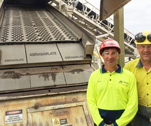 David Camilleri (Avweld) & Don Rigby (Conundrum Quarry Stawell)