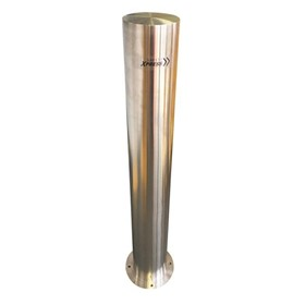 140MM Surface Mount Stainless Steel Safety Bollard