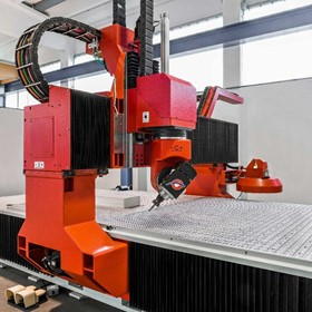 Italian NOVA Series 3 & 5 Axis CNC Machining Centres