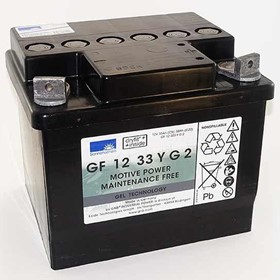 Gel Deep Cycle Batteries | 12V 38A