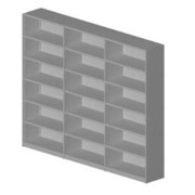 Shelving System | Uni-Shelf - Steel Shelving