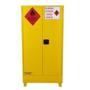 Flammable Storage Cabinet | 250 Litre Yellow