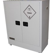 160L Toxic Substance Storage Cabinet | Manufactured In Australia