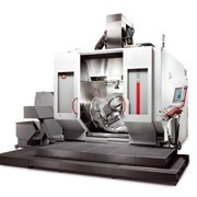 CNC Vertical 5 axis Machining Centre | Hermle C60 MT