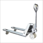 Stainless Steel 2T Hand Pallet Jack Truck Fork Width 685mm