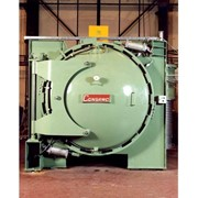 Horizontal Vacuum Heat Treatment Furnace | FH 100-100-150