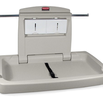 Baby Changing Stations Vertical 7818 Horizontal 7819 | Rubbermaid