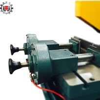 HEAVY DUTY PNEUMATIC VICE