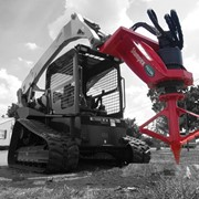 Stumpex Stump Grinder | Fecon