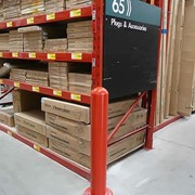 Fixed Industrial Grade Bollards
