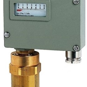 Trafag Series PD differential pressure switch