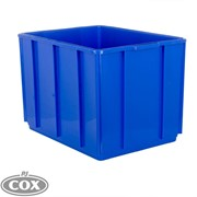 Stackable Tote Boxes Plastic Storage Containers