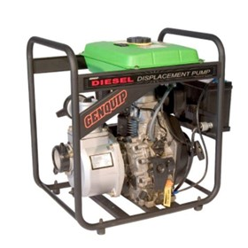 Diesel Transfer Pump 3 Inch Electric Start | DP3CL