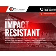 Impact Resistant Building Board