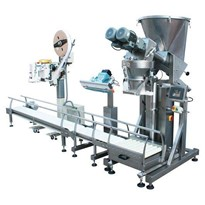 Automatic Bag Weighing, Filling & Sealing Line