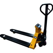 Pallet Jack with Scales - 540mm wide