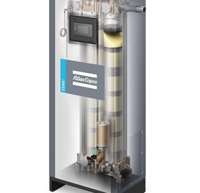 Atlas Copco introduces Cerades™, the first ever solid desiccant, transforming air dryer design and performance