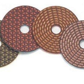 "4"" Dry Polishing Pad"
