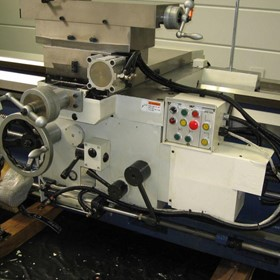 "Oil Country Lathes up to 2000mm Swing and 21"" Boring Machine"