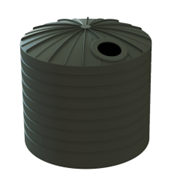10,000 Litre Domed Stormwater Tank