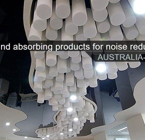 Sound Absorbing Products for Noise Reduction Across Sydney and Melbourne