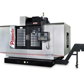Vertical CNC Machining Centres | QV159 / QV179 / QV209 - Box Guide Way