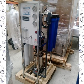 Commercial RO Desalination System - 12000 LPD
