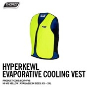Hyperkewl Evaporative Cooling Vests - ECVHVYS