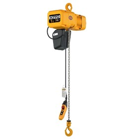 KITO PWB | ER2 Series Electric Chain Hoist - Dual Speed with Inverter