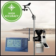 Wireless Vantage Pro2 Plus Weather Station | With Fan Aspirated Shield
