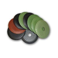 "4"" Convex Polishing Pad"
