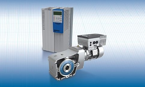 These new-generation inverters control a wider range of motors.