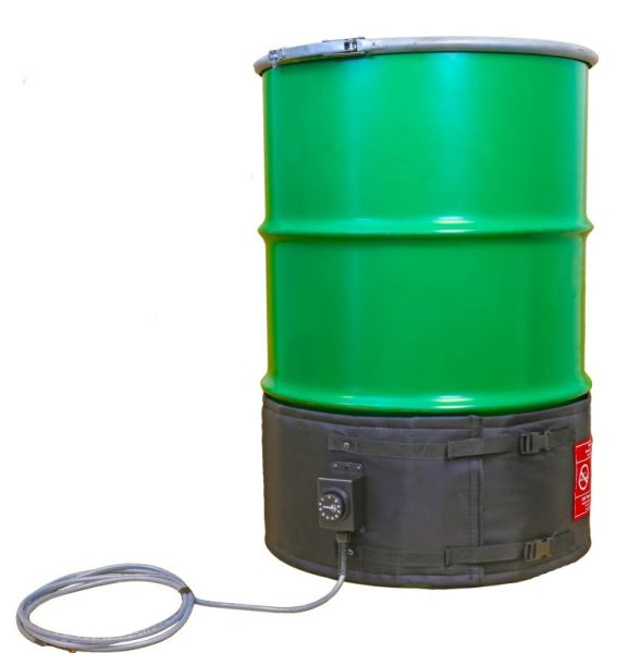 HHND 750w can be used on a 205 ltr drum or around 3 smaller drums