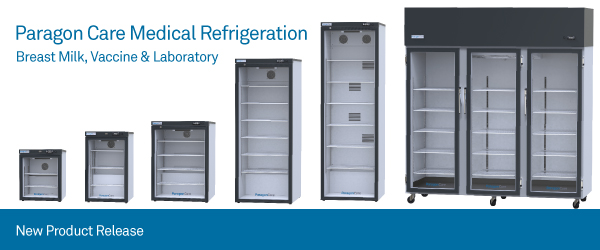 Paragon Care Medical & Laboratory Refrigeration