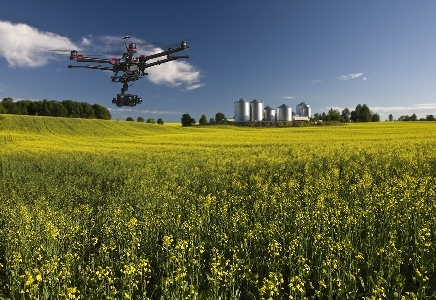 Precision farming technology is said to have the potential to make farming far more sustainable as well as profitable.