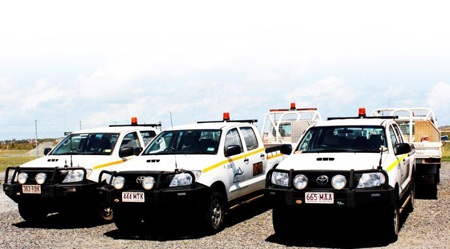 Mine Compliant Vehicles for hire