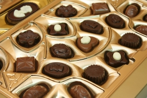 Not just a guilty pleasure: eating chocolate may increase your chances of winning a Nobel Prize.