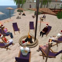 Virtual worlds can provide social opportunities for those dealing with disabilities.