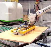 Local installation case study - robotic tending