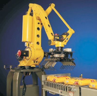 Robotic Palletiser | M-410iB Series
